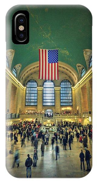 Train Tracks iPhone Case - Urban Legend by Evelina Kremsdorf