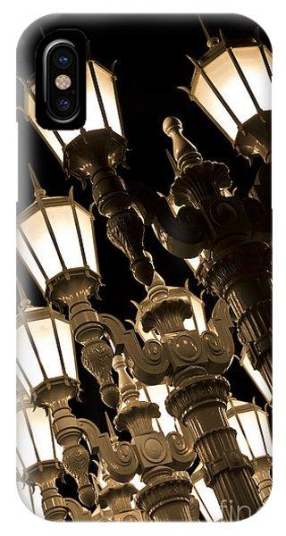 Urban Lights 1 IPhone Case