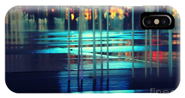 Urban Night Life IPhone Case