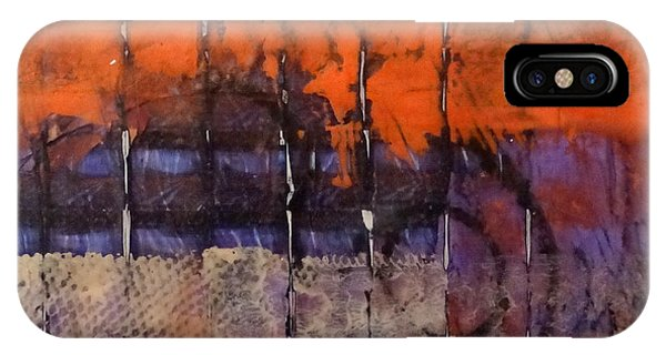 Urban Rust IPhone Case