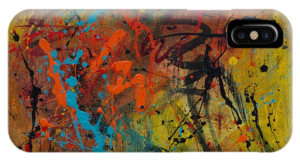 iPhone Case - Urban Sunshine by Julie Acquaviva Hayes
