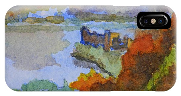 Urquhart Castle IPhone Case