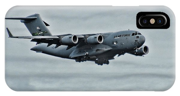Us Air Force C17 IPhone Case