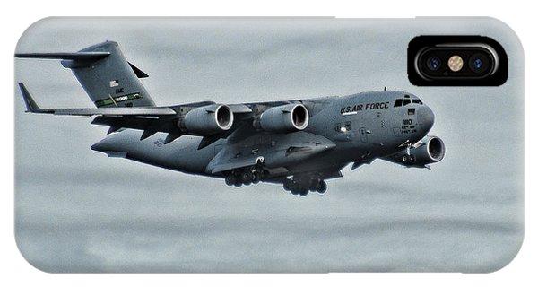 Us Air Force C17 IPhone Case