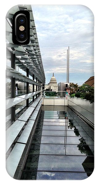 U.s. Capitol IPhone Case