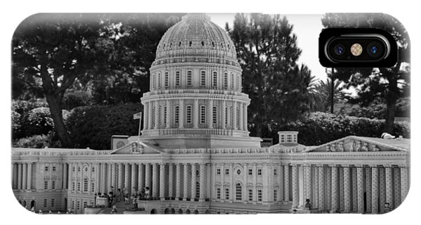 Capitol Building iPhone Case - Us Capitol by Ricky Barnard