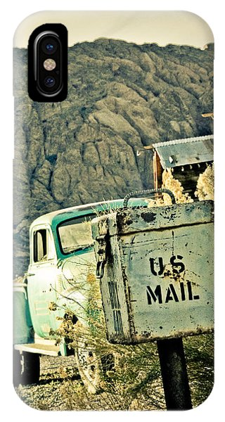 Us Mail Phone Case by Merrick Imagery
