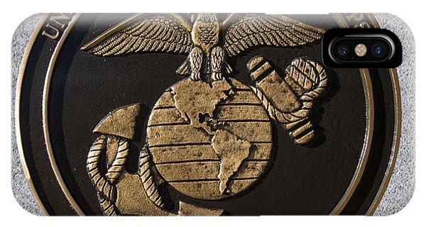 Us Marine Corps IPhone Case