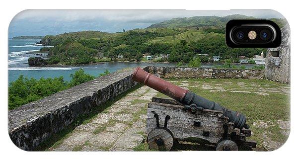 Micronesia iPhone Case - Us Territory Of Guam, Umatac by Cindy Miller Hopkins