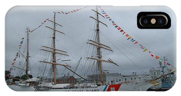 Usa Coast Guard IPhone Case