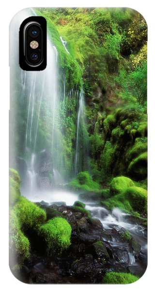 Colombia iPhone Case - Usa, Oregon, Colombia, View by Stuart Westmorland
