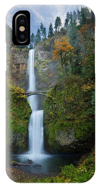 iPhone Case - Usa, Oregon, Columbia Gorge by Gary Luhm
