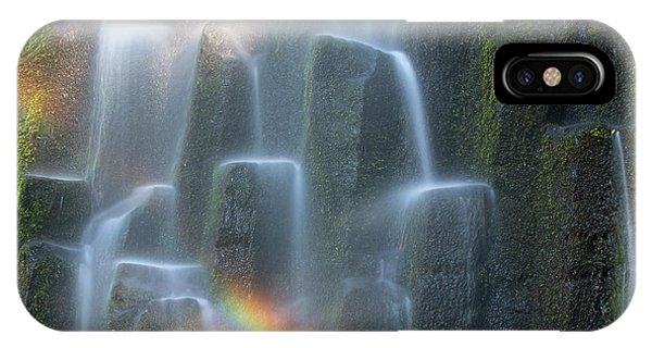 Basalt iPhone Case - Usa, Oregon, Proxy Falls by Jaynes Gallery