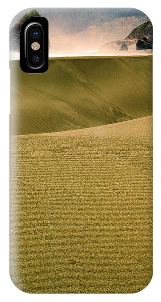 Oregon Sand Dunes iPhone Case - Usa, Oregon Sand Dunes In Late Light by Jaynes Gallery