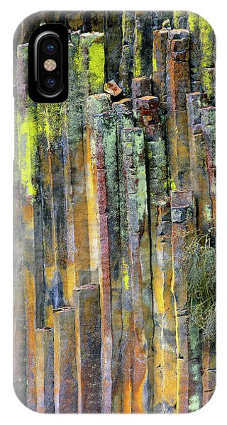 Basalt iPhone Case - Usa, Oregon, Umpqua National Forest by Jaynes Gallery