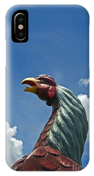Gamecocks iPhone Case - Usc Gamecock by Skip Willits