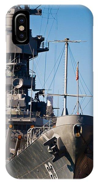 Uss Missouri, Pearl Harbor, Honolulu IPhone Case