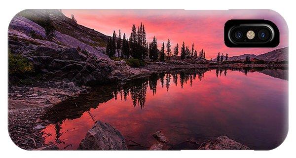 Waterscape iPhone Case - Utah's Cecret by Chad Dutson