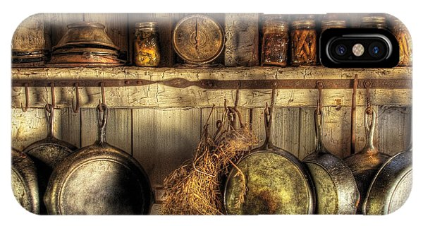 Utensils - Old Country Kitchen IPhone Case