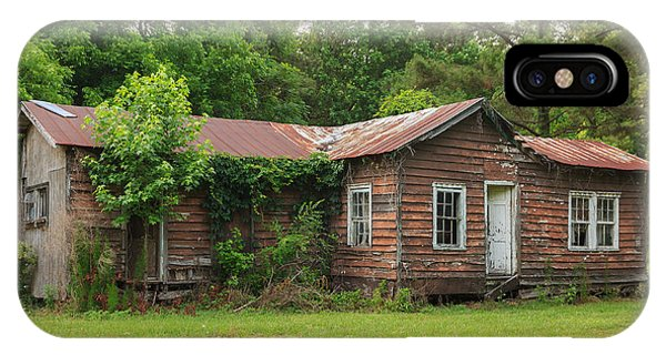 Vacant Rural Home IPhone Case