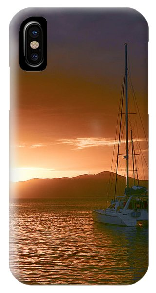 Vacation Sunset Phone Case by    Michael Glenn