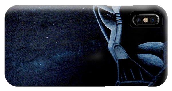 Vader Galaxy IPhone Case