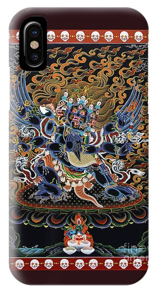 Vajrakilaya Dorje Phurba IPhone Case