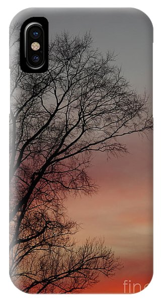 Valentine Day Sunset IPhone Case