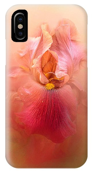Valentine Iris IPhone Case