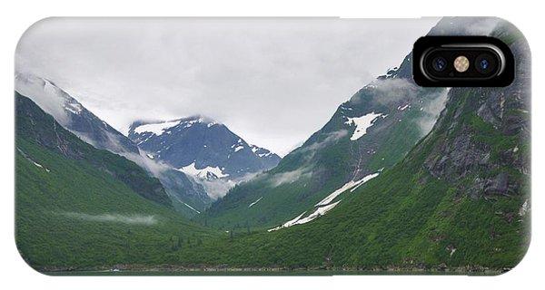 Valley Of Alaska IPhone Case