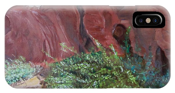Valley Of Fire State Park IPhone Case