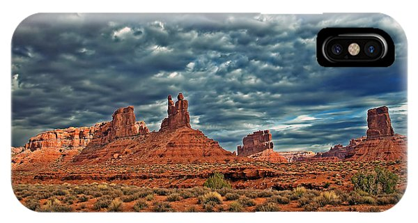 Valley Of The Gods IPhone Case