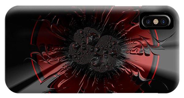 Vampire Virus IPhone Case