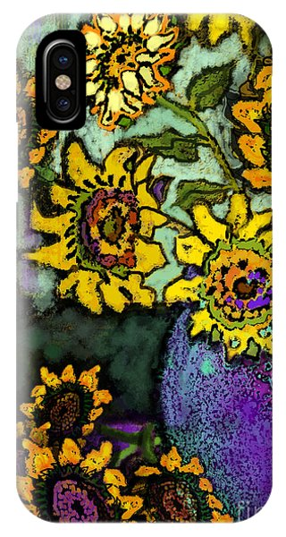 Van Gogh Sunflowers Cover IPhone Case