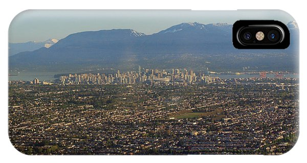 Vancouver At A Glance IPhone Case