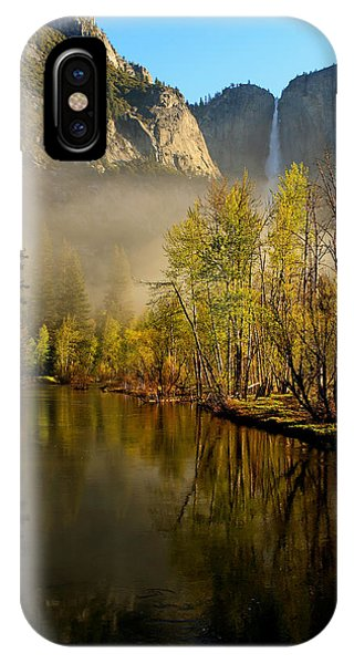 Vanishing Mist IPhone Case