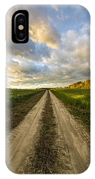 Vanishing Point IPhone Case