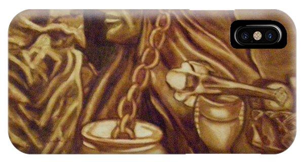 Vanita IPhone Case
