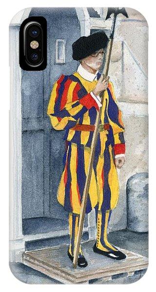 Vatican Guard IPhone Case