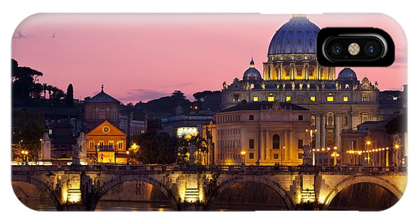 Vatican Twilight IPhone Case