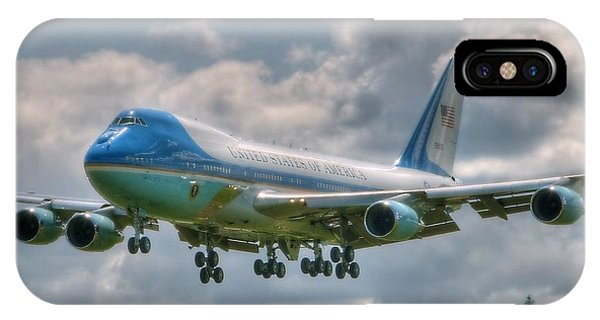 Vc25 - Air Force One  IPhone Case