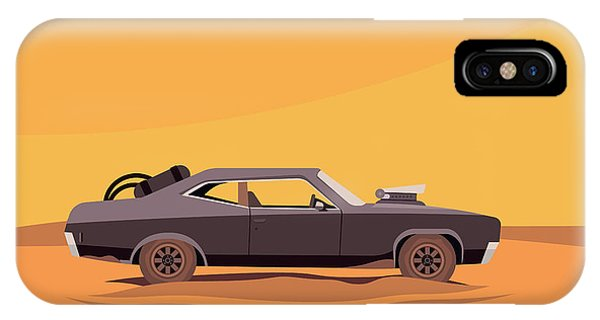 Vector Flat Illustration Of A Vehicle Phone Case by Supercaps
