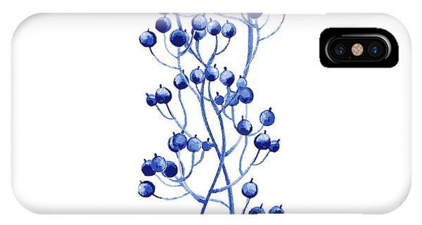 Seamless iPhone Case - Vector Floral Watercolor Texture by Galinal