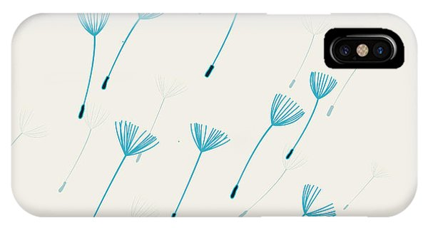Pollination iPhone Case - Vector Illustration Background With by Miroslava Hlavacova