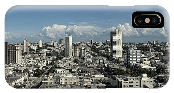Vedado Havana Cuba IPhone Case