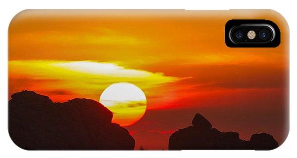 Vedauwoo By Sunrise IPhone Case
