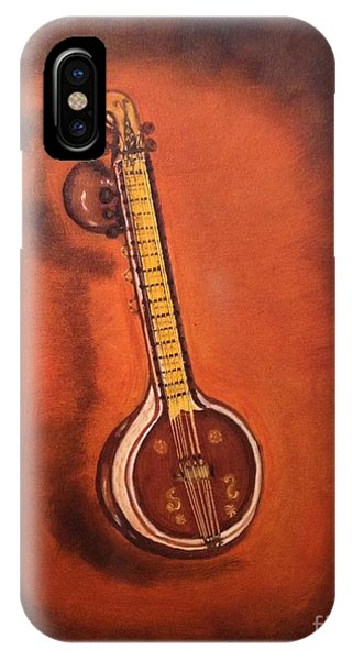 Veena IPhone Case