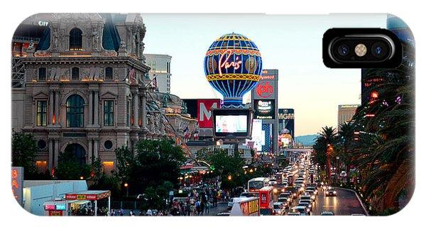 Vegas Baby IPhone Case