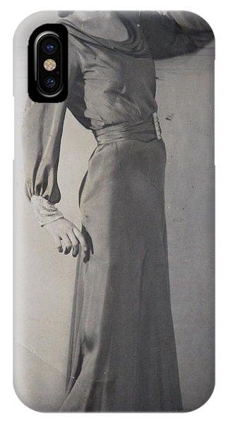 Velma Zerline Russell IPhone Case