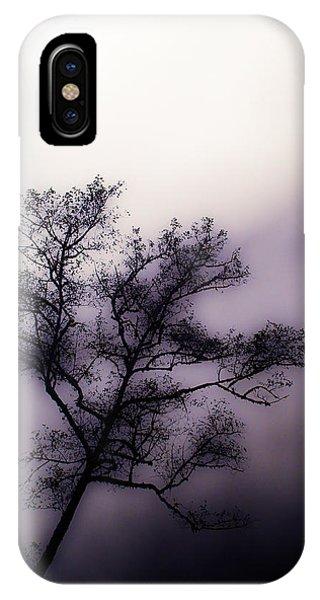Velvet Mist IPhone Case